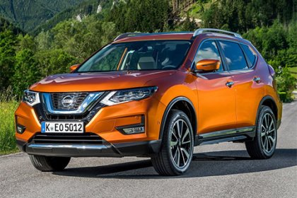 Nissan X-Trail 2.0 dCi Xtronic N - Connecta