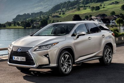 Lexus RX L 450h Executive