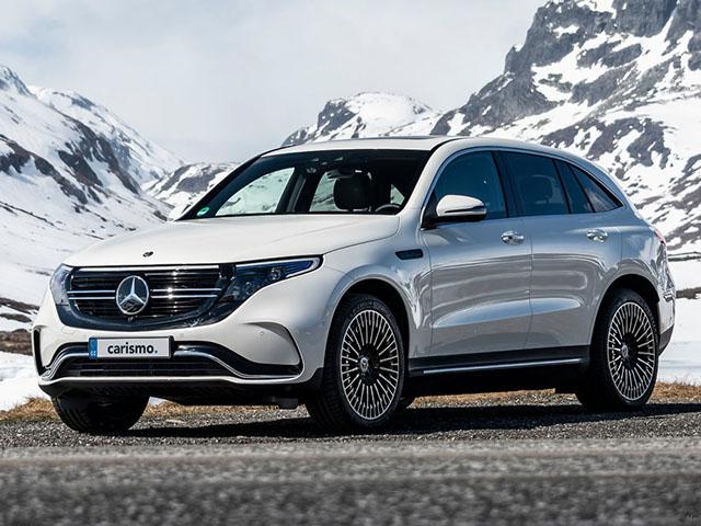 Mercedes-Benz EQC - recenze a ceny | Carismo.cz