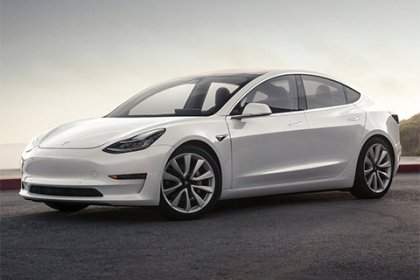 Tesla Model 3 192kW [258hp] Long Range Standard