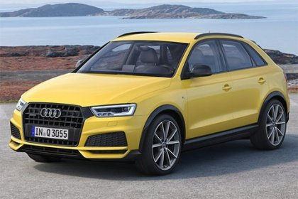 Audi Q3 2.0 TDI/110 kW quattro Q3 Design