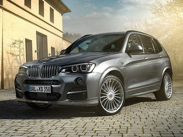BMW ALPINA XD3 - recenze a ceny | Carismo.cz