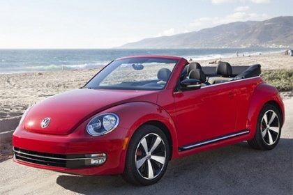 Volkswagen Beetle Cabriolet 1.4 TSI DSG R-Line