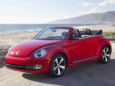 Volkswagen Beetle Cabriolet - recenze a ceny | Carismo.cz