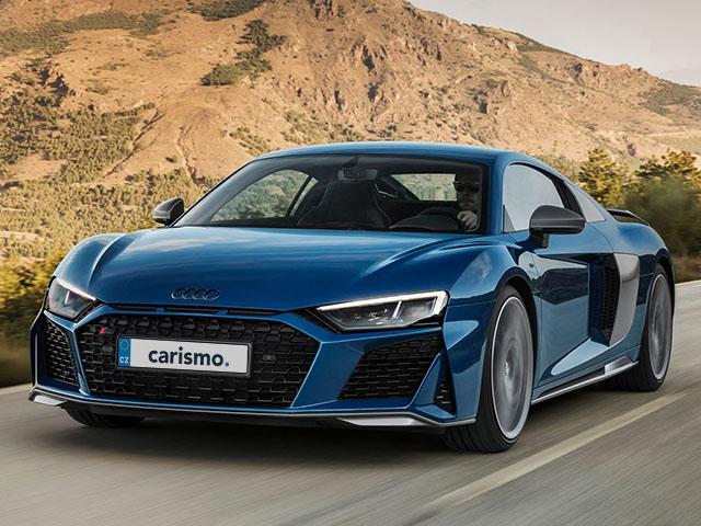 Audi R8 Coupé - recenze a ceny | Carismo.cz
