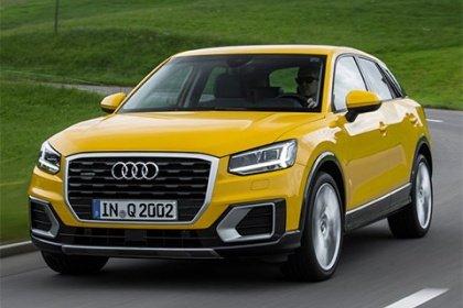Audi Q2 1.6 TDI Q2