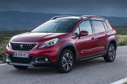 Peugeot 2008 1.6 BlueHDI/73 kW Active