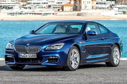 BMW 6 Coupé 640d xDrive 640 xDrive