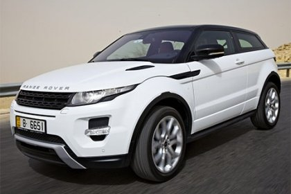 Land Rover Evoque Coupé 2.0 l TD4/132 kW SE Dynamic