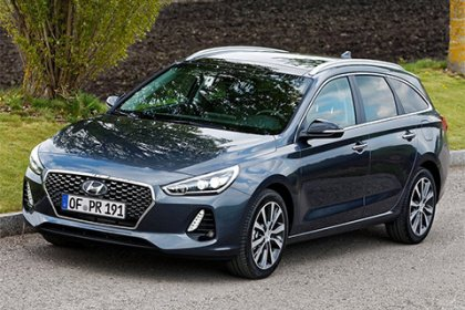 Hyundai i30 kombi 1.0 T-GDI Best of czech