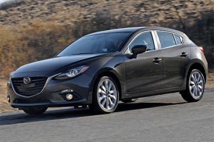 Mazda 3 hatchback 2.2 D Revolution
