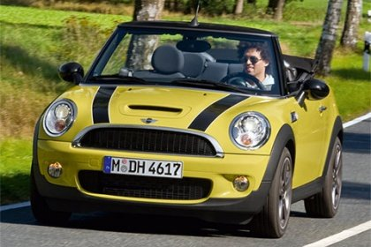 Mini Cabrio John Cooper Works AT John Cooper Works