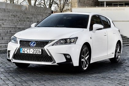 Lexus CT 200h F Sport TOP