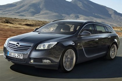 Opel Insignia Sports Tourer 2.0 CDTI/125 kW AT Cosmo