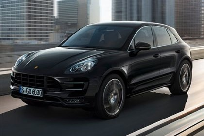 Porsche Macan Macan Turbo Macan Turbo
