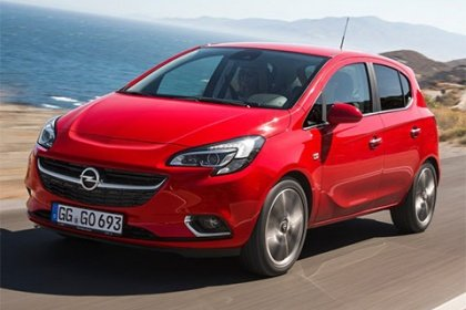 Opel Corsa 5dv. 1.4 AT Smile