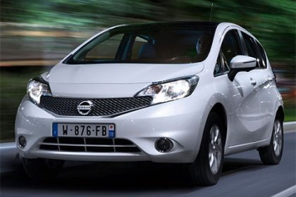 Nissan Note 1.2/59 kW Acenta Plus