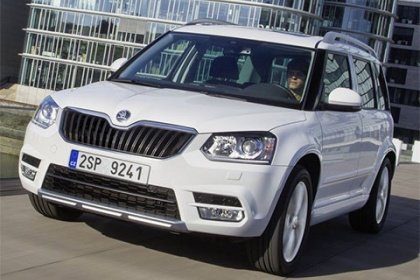 Škoda Yeti 1.4 TSI/110 kW 4x4 Laurin & Klement Outdoor