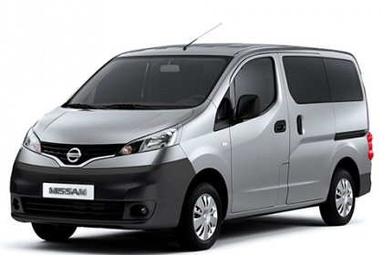 Nissan NV200 1.5 dCi 81kW Evalia Acenta Premium