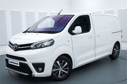 Toyota ProAce 1.6 D-4D 70kw L1