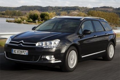 Citroën C5 Tourer 2.0 BlueHDI/110 kW Exclusive Edition